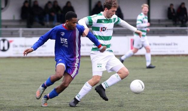 Amstelveen Heemraad verloor thuis met 2-4 van Buitenveldert.