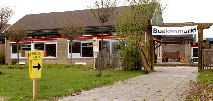 Locatie Boekenmarkt