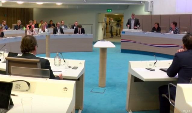 Een vergadering van de Edese gemeenteraad.