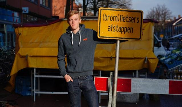 In het nieuwe jaar verruilt Enzo Amstelveen voor Sittard.