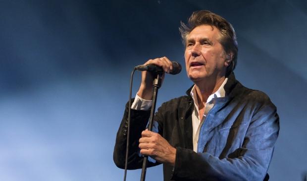 Bryan Ferry trapt volgend jaar af op Royal Park Live.