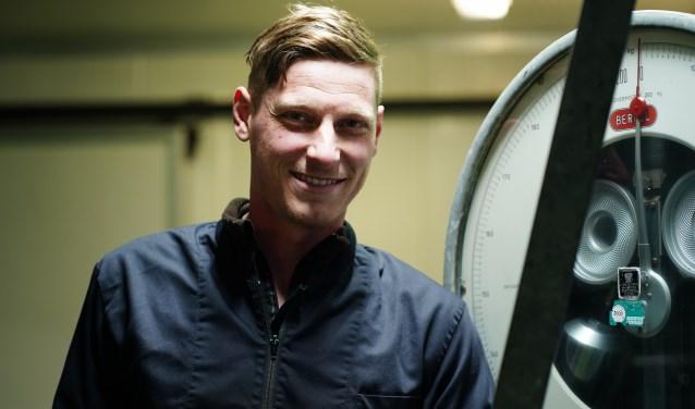 Jeroen Backer heeft samen met zijn zus en zwager het bedrijf The Dutch Proud.