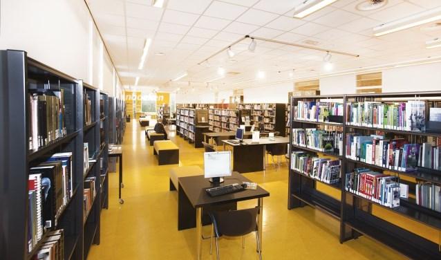 Bibliotheek Scherpenzeel.