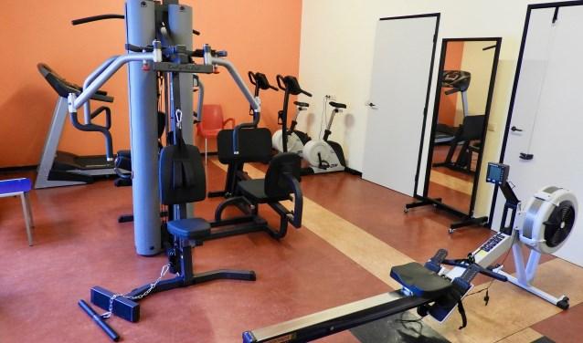 De ruimte van Fysiotherapie Sliedrecht West.