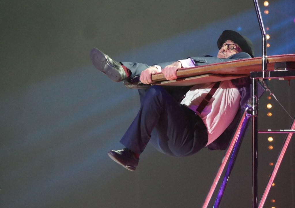MAX WELDY Max Weldy is een bekende en geliefde komische circusacrobaat. Sandro © BDU media