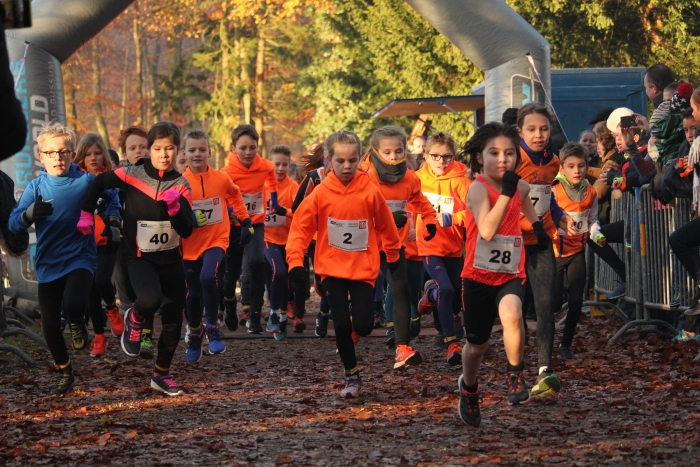 Start jeugdloop Peter Navarro/Climax © BDU Media