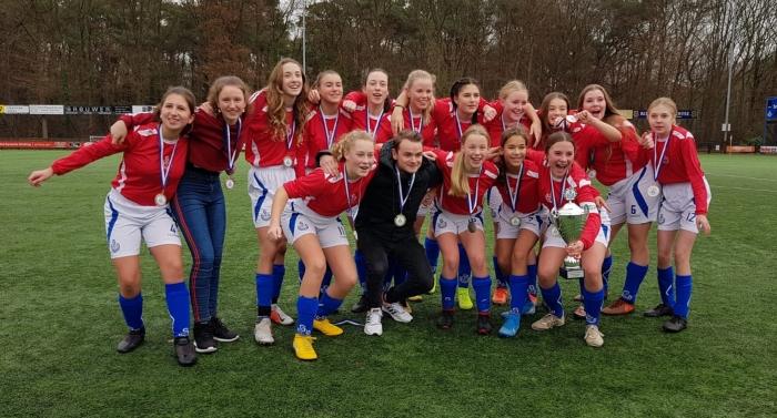 SO Soest MO15-1 werd kampioen