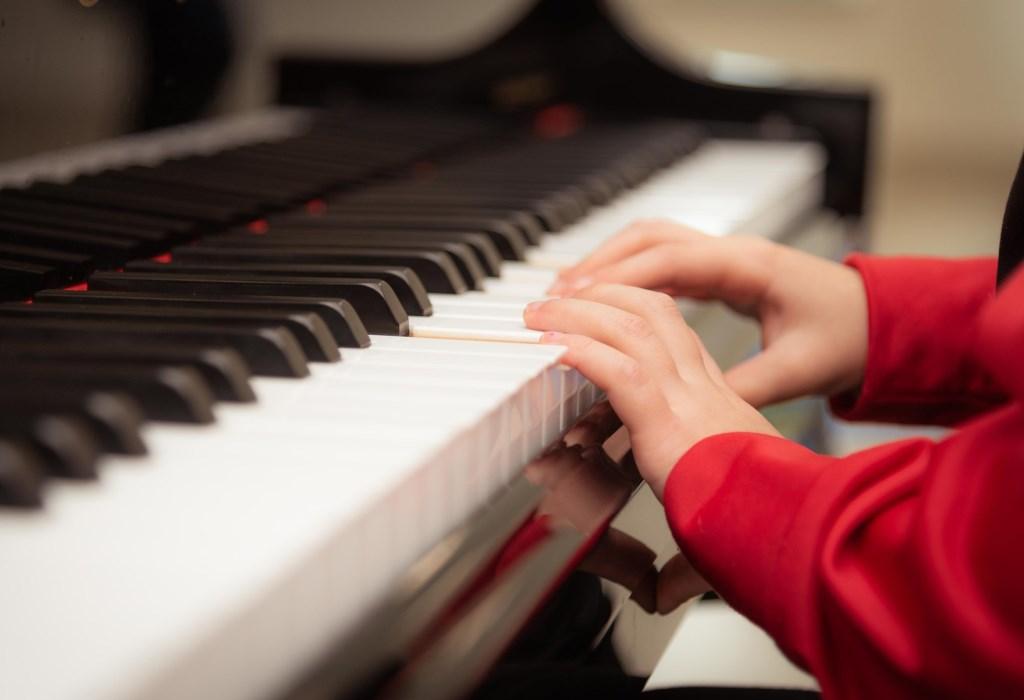 Het kerstconcert van de Muziekschool