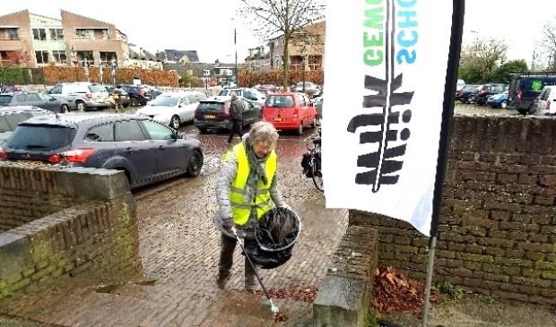 Wijk Schoon Gewoon aan de slag