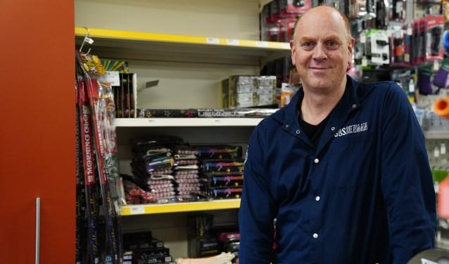 Gijs de Haan: 'Het grootste probleem is volgens mij het illegale vuurwerk.'