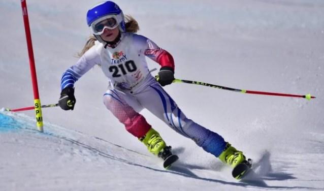 Anouk van Maren, alpineskiër
