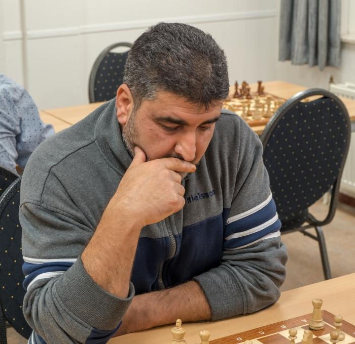 Khaleb Klib stijgt met stip
