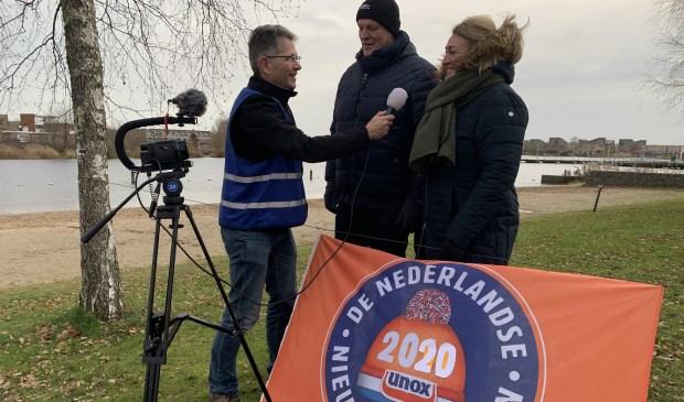 Charles Charles Verwimp interviewt Paul en Antoinette van Oostrum