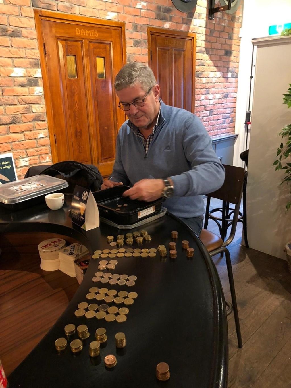 Jan van der Veer, penningmeester bij Stichting BED Stichting BED © BDU media