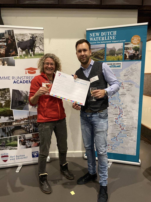Deelnemers aan het Alliantie Lab VVV Kromme Rijnstreek © BDU media