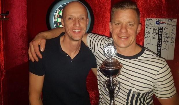 Jeroen van Dijk en Arjan Timmer waren de grote winnaars.
