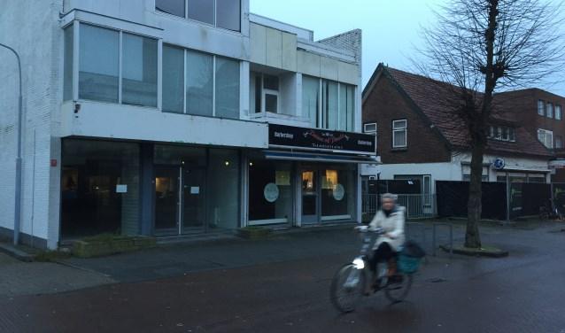 Leegstand in de Nieuwe Kom in Nieuw-Vennep. Komen hier ooit nog winkels in?