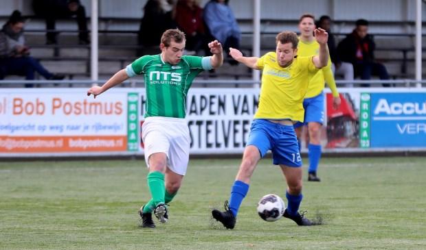 RODA '23 speelde thuis gelijk tegen Hooglanderveen.