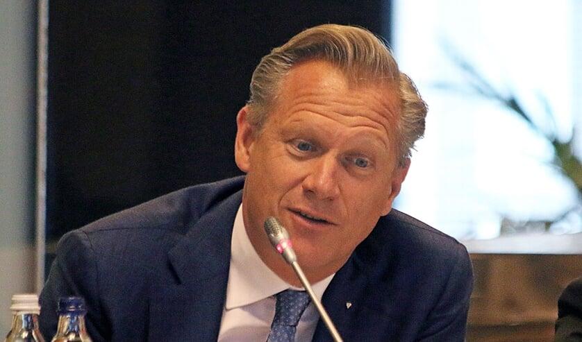 VVD-fractievoorzitter Kees Noomen