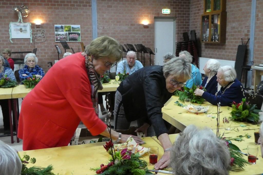 Kerstfeest De Zonnebloem Cothen / Langbroek Janny van Eldik © BDU media