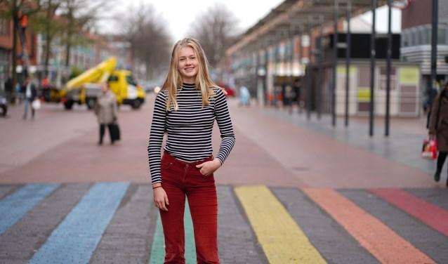 Nienke weet nog niet waar ze volgend jaar wil studeren: Delft of Seattle?