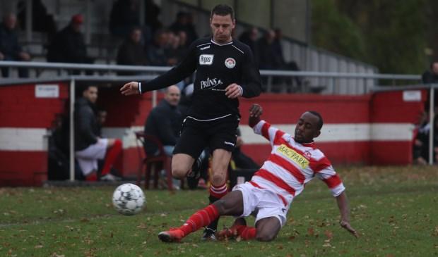 Renswoude won met 0-2 bij Lelystad'67.