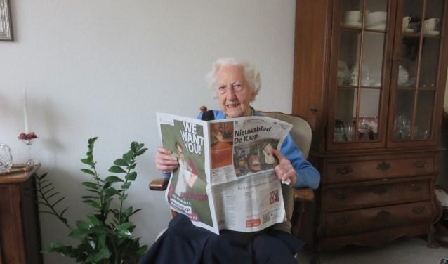 """Mevrouw van Doorn: ,,De Kaap? Een bijzonder leuke krant"""""""