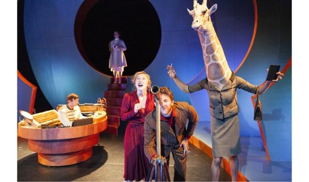 Holland Opera brengt de familievoorstelling Ruimtevlucht.