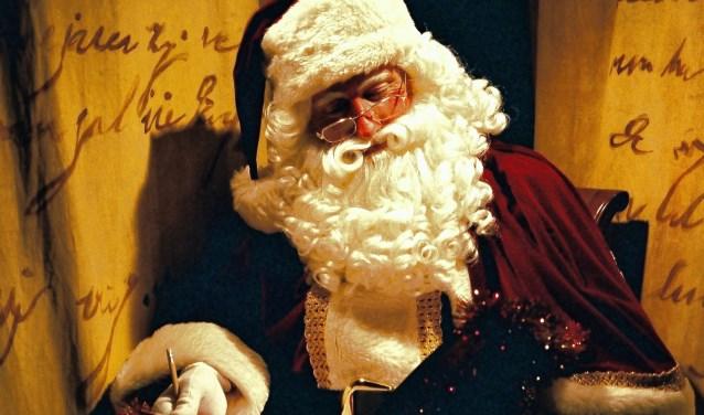 Je kunt overal zomaar de kerstman tegenkomen. PR © BDU media