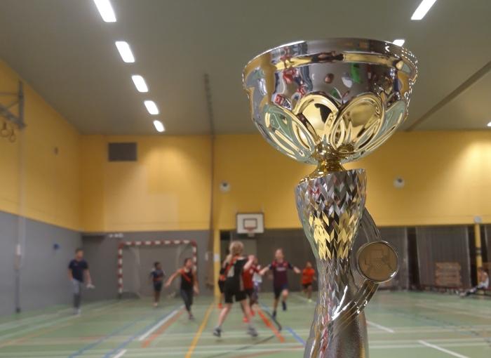Basketbaltoernooi groep 7