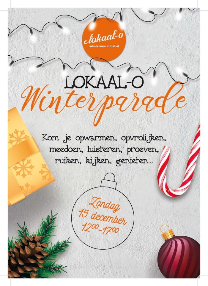 Uitnodiging Wintermarkt 2019