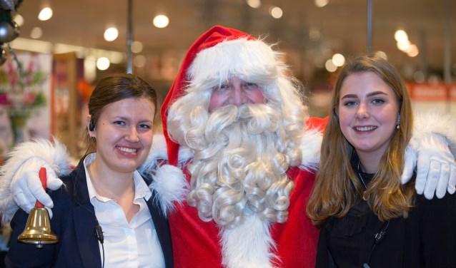 De kerstmarkt in Voorthuizen wordt gehouden op zaterdag 21 december.