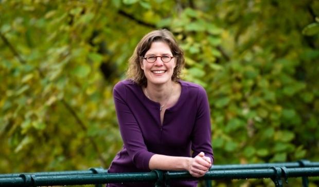 Maud Hulshof. (foto: Sanne van Westeneng)