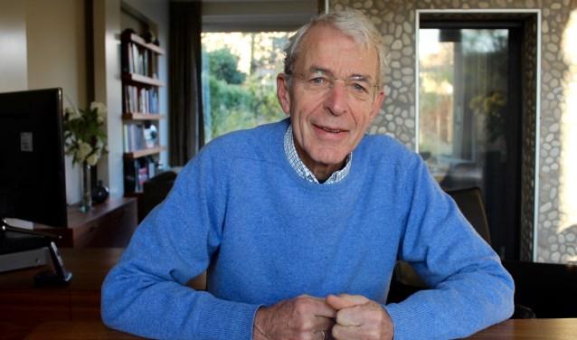 Dick van Norren: ,,Waar ik spijt van heb? Dat ik vroeger veel werkte, daardoor had ik minder aandacht voor de kinderen.''