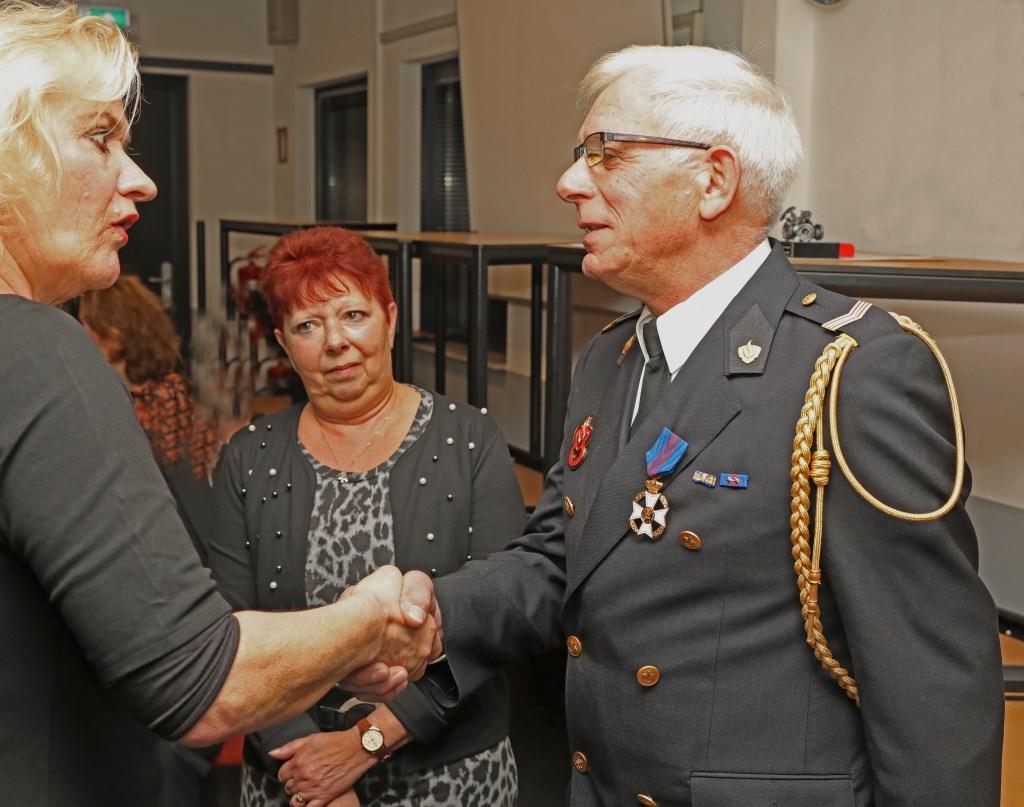 Afscheid van Gerrit van Brenk, post Wijk bij Duurstede Gertjan de Vries © BDU media