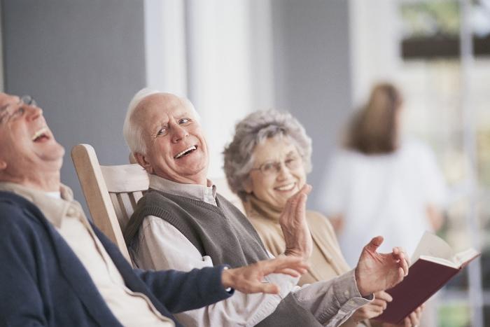 Interessante beurs voor senioren in Hof van Sliedrecht