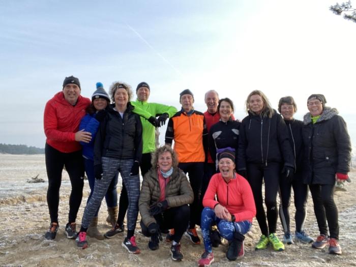 deelnemers Zwarte Boer Loop