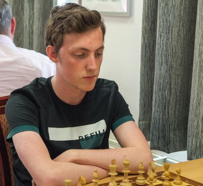Herbstmeister William Gijsen