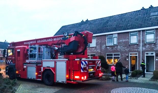 Mede door het snelle ingrijpen van de brandweer lijken de gevolgen van de brand mee te vallen.