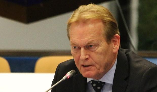 AvA-fractievoorzitter Michel Becker.