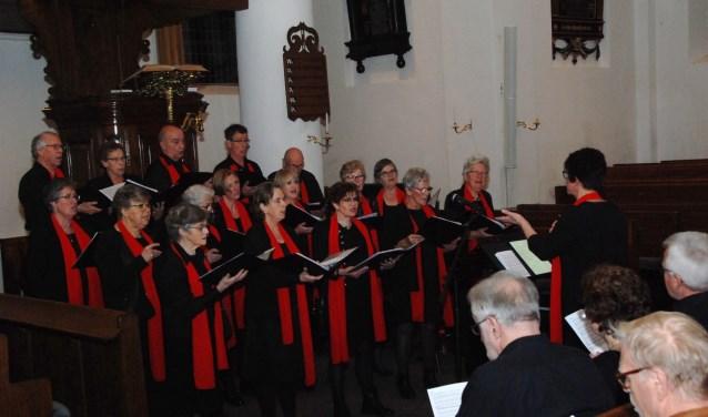 Con Amore onder leiding van dirigent Jeannette van 't Veld