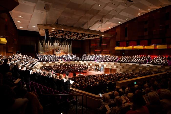 Groot Nederlands Johannes de Heer koor