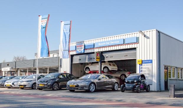 Autobedrijf Schouten Stroe zoekt een ambitieuze 1e automonteur.