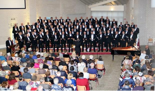 Vanaf 9 januari repeteert NW-Veluwe weer in De Levensbron.