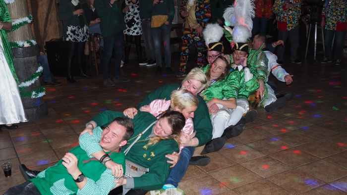 Het boerenburenbal C.V. De Carnavalleien © BDU media