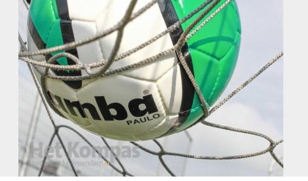 Sliedrecht verloor zaterdagmiddag met 2-1 in en tegen Almkerk.
