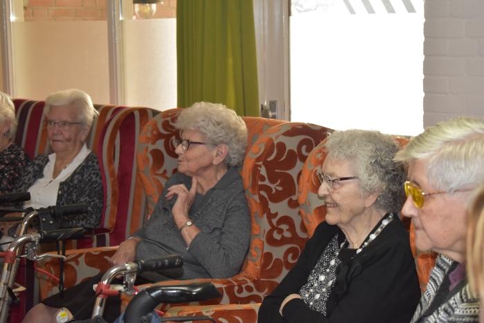 de ouderen genieten marjan zwart © BDU Media