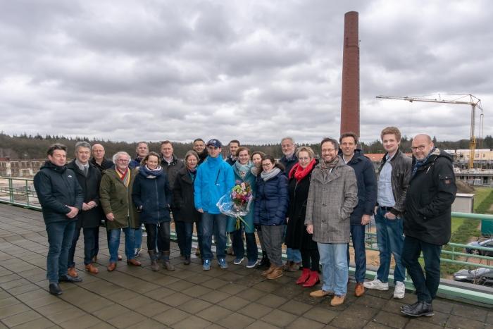 Stichting STOER  en samenwerkingspartners op Enka