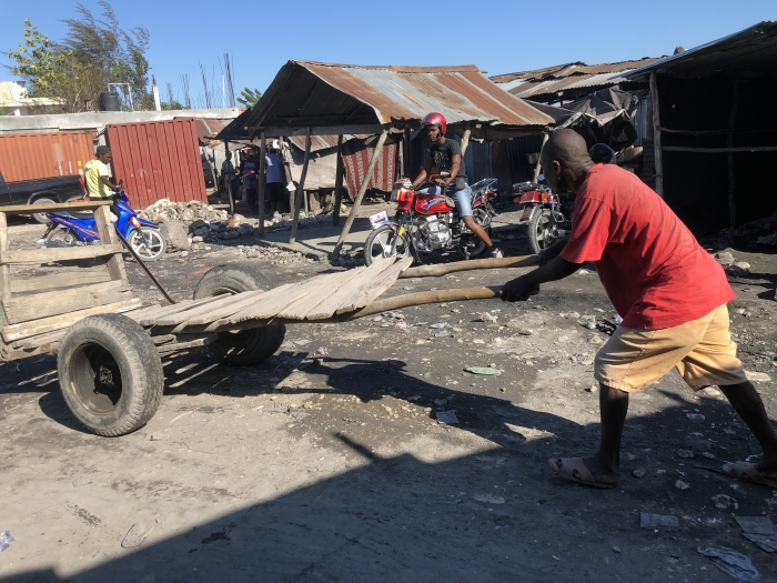 Armoede in Haiti