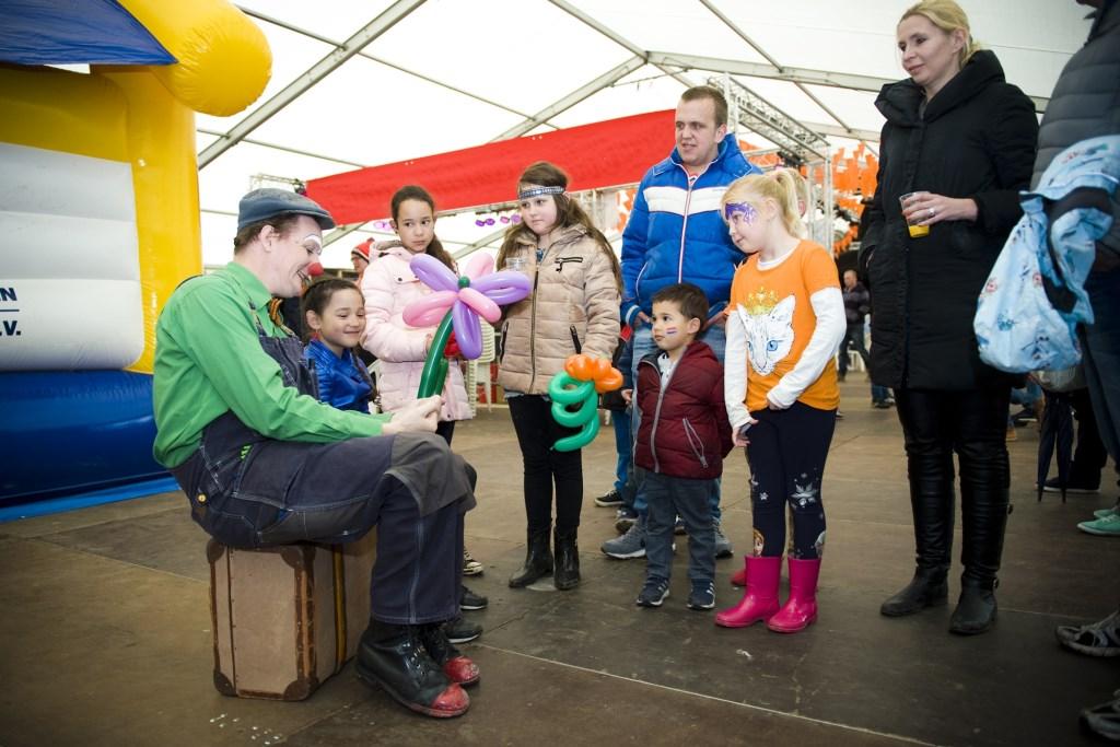 Theatermaker Henk Vlot tijdens de kinderspelen in 2017. Suzanne Heikoop   SHe Fotografie © BDU media